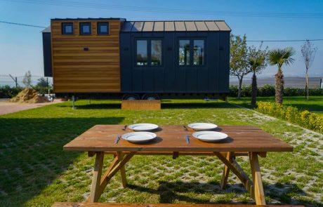 tiny house tekerlekli ev mobil ev tiny house hareketi