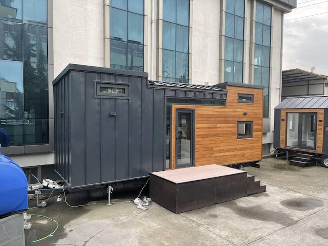 tiny house yatırımı tekerlekli ev mobil tiny house
