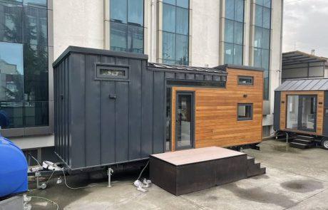 tiny house tekerlekli ev mobil ev ferah hane