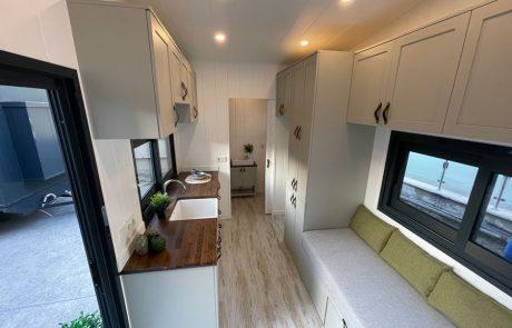 tiny house tekerlekli ev mobil ev keyif hane