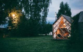 tiny house yatırımı tekerlekli ev mobil küçük ev