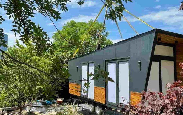 Tiny House Sapanca Tekerlekli Küçük Ev Modelleri 7m